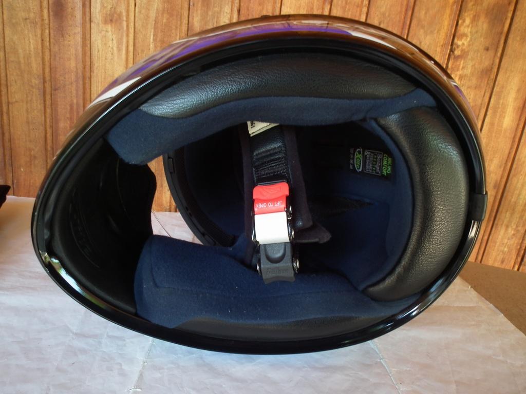 X-Lite X-601 Fireball (Nolan) шлем каска за мотор пистов.