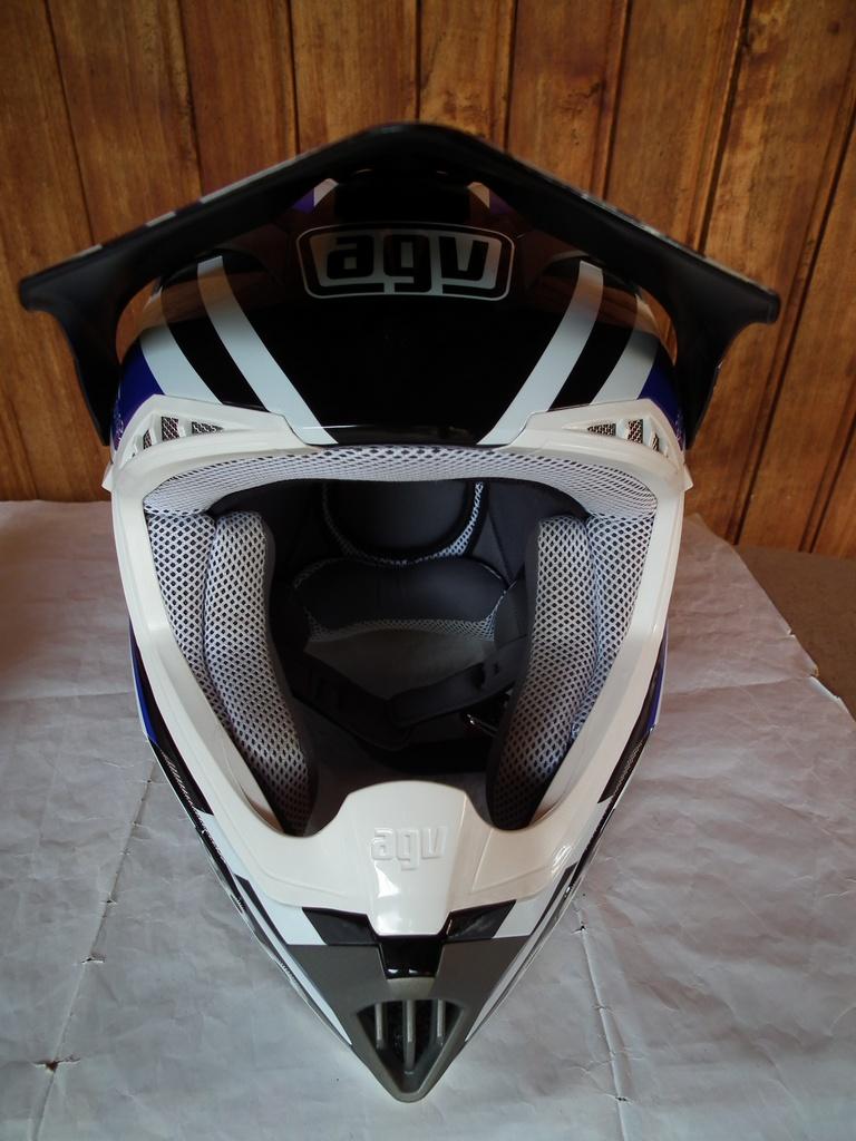 AGV MT-X Junior с очила мото шлем каска мотокрос мотор