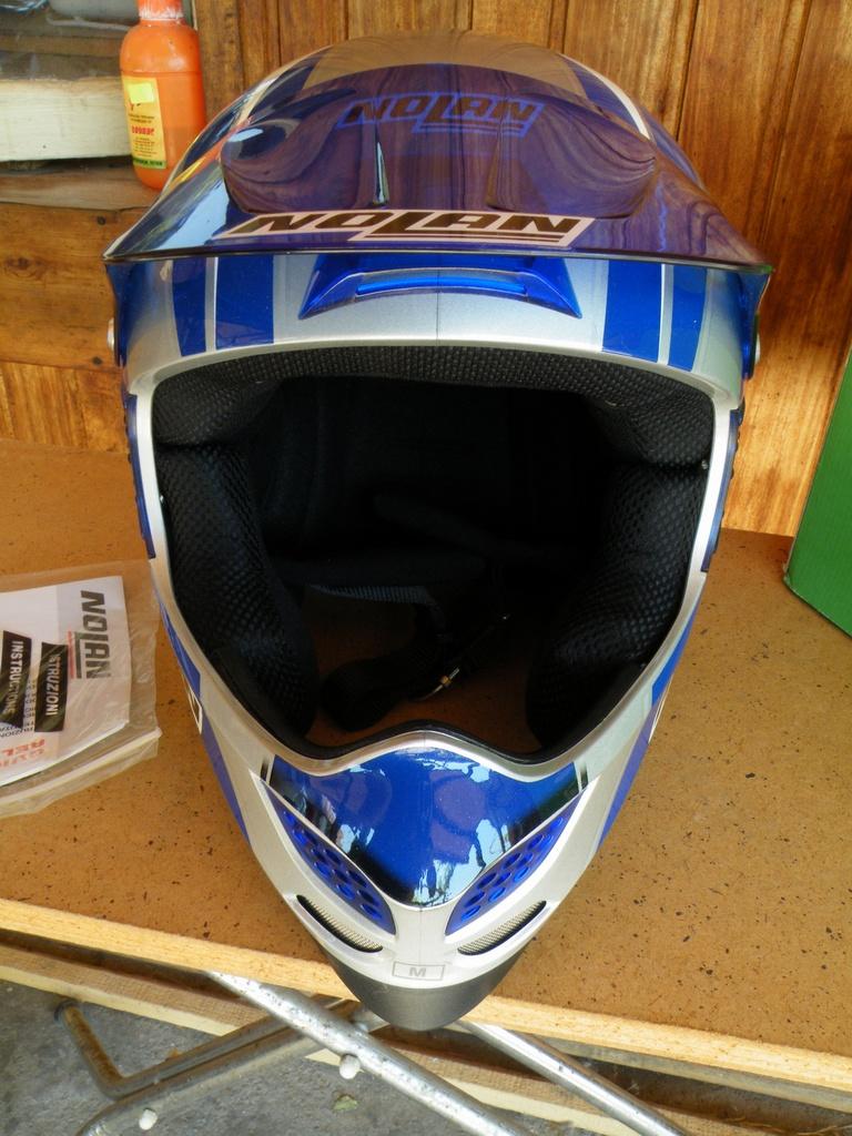 Nolan N51 Integrale нов мотокрос шлем каска за мотор.