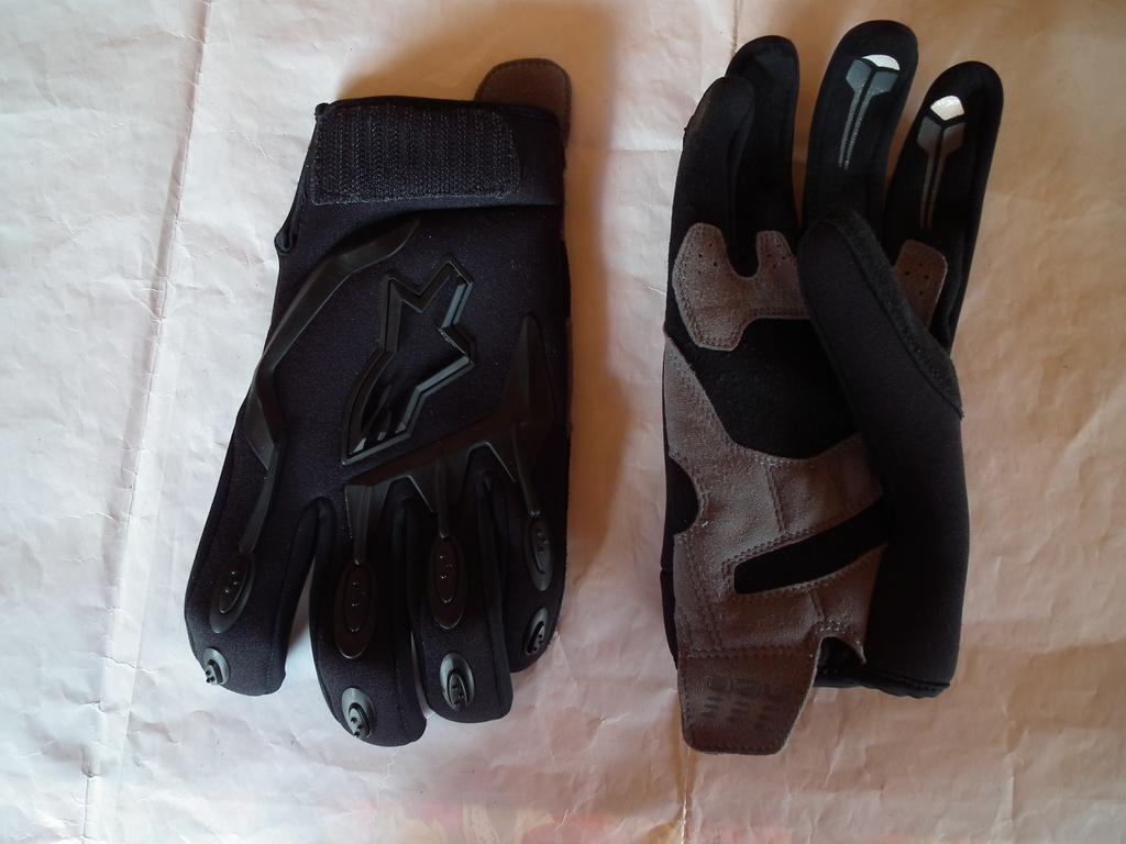 Alpinestars Neo мото ръкавици мотор мотокрос ендуро дъжд от неопрен.