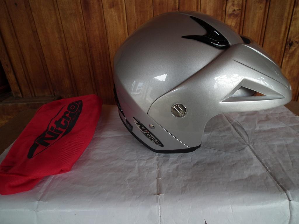 Nitro X512-V XXL шлем каска за мотор отворен скутерен скутер.