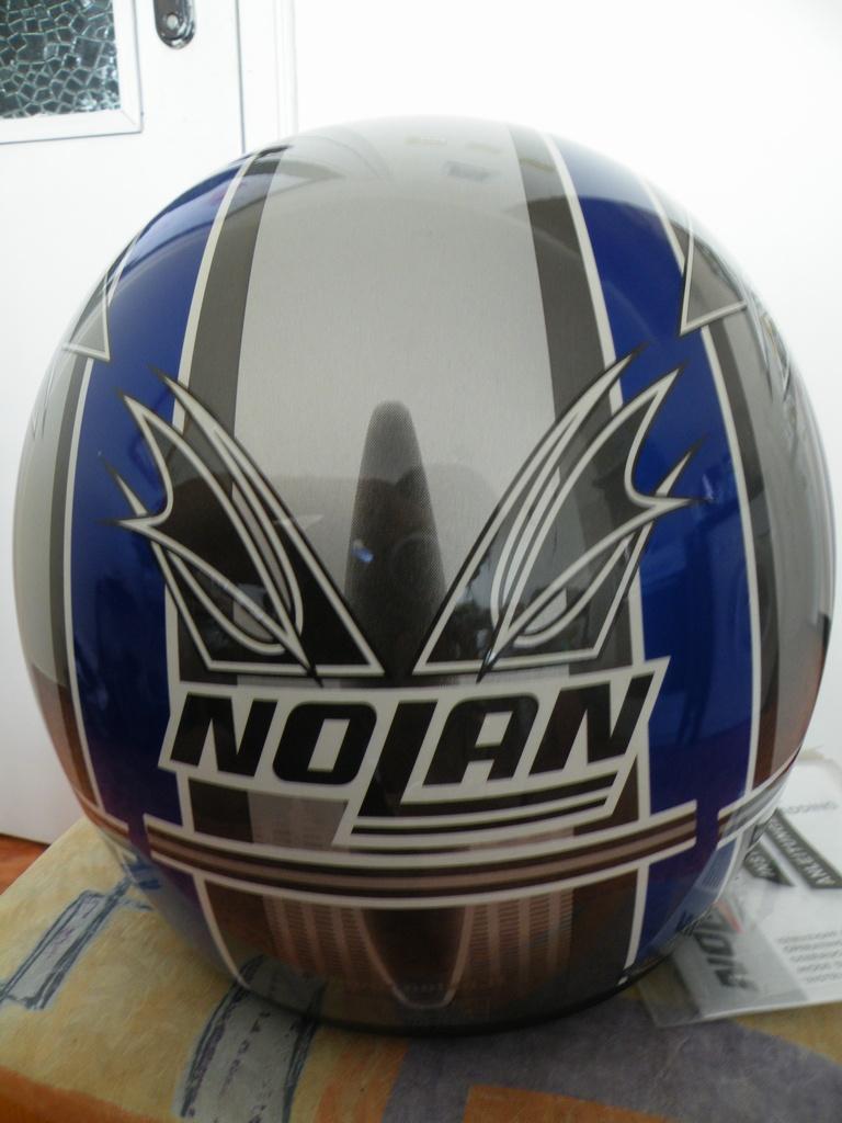 Nolan N51 Integrale нов шлем каска за мотор мотокрос.