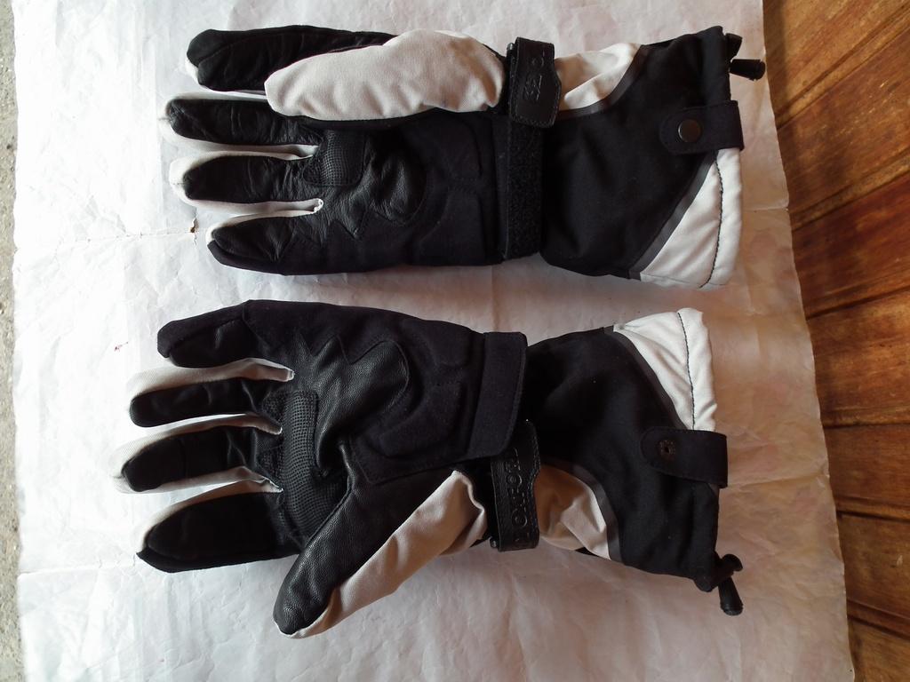Oxford Montreal зимни ръкавици за мотор.