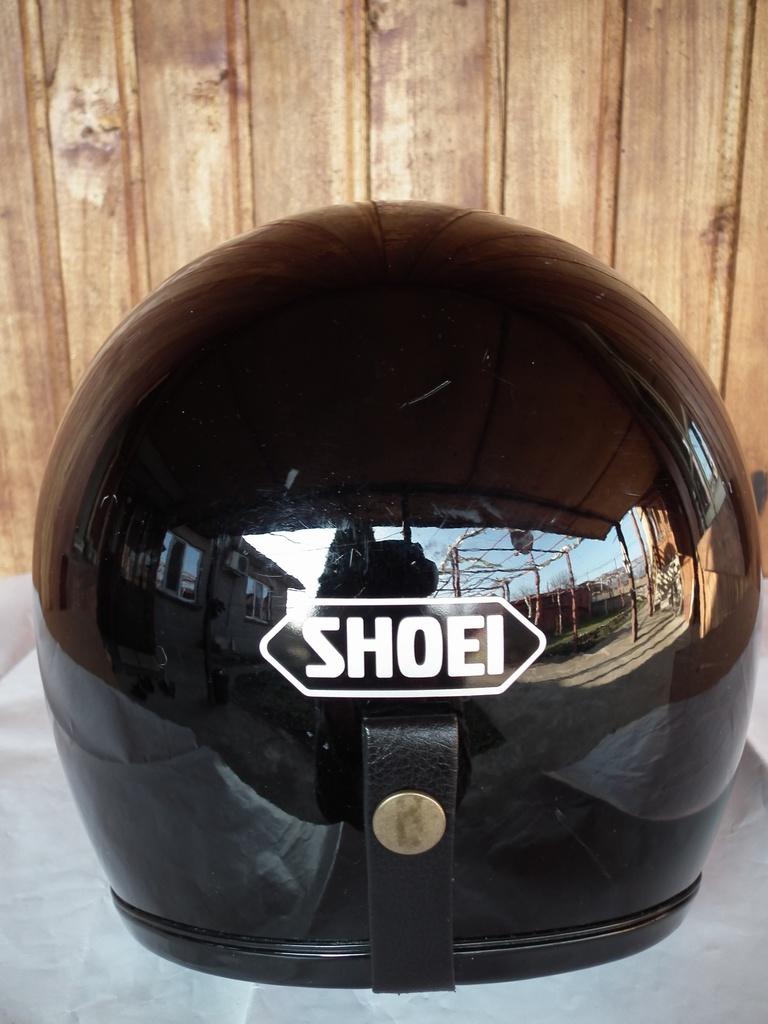 Shoei S-20 шлем каска за мотор скутер отворен чопър круизър къстъм.