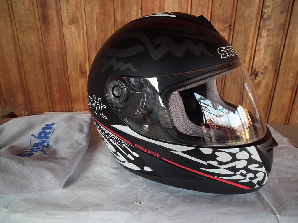 Shark S650 Esprit шлем каска за мотор пистов.