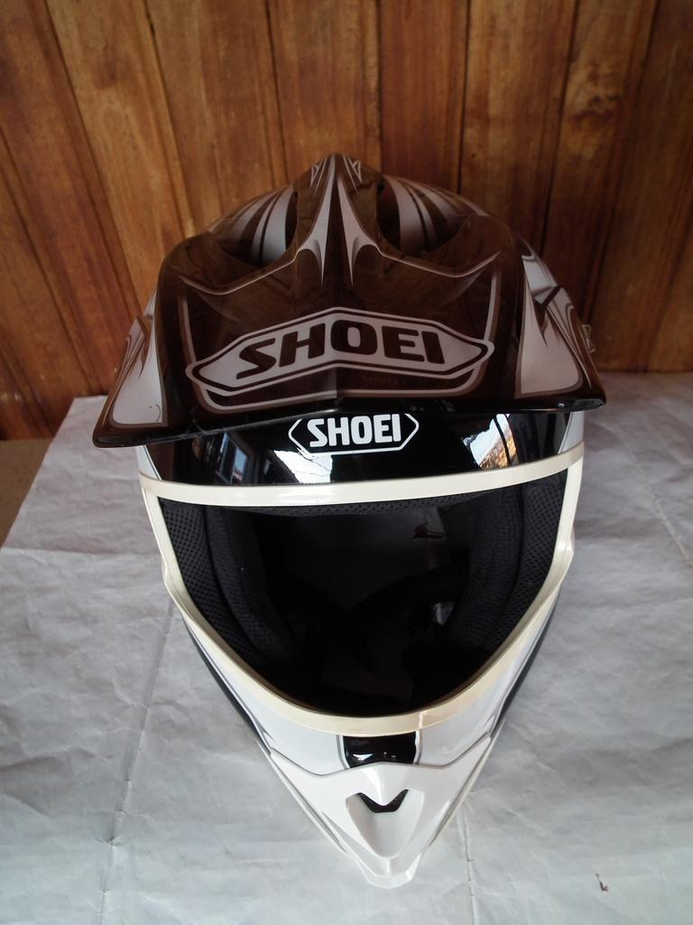 Shoei V-Moto Status шлем каска за мотор мотокрос.