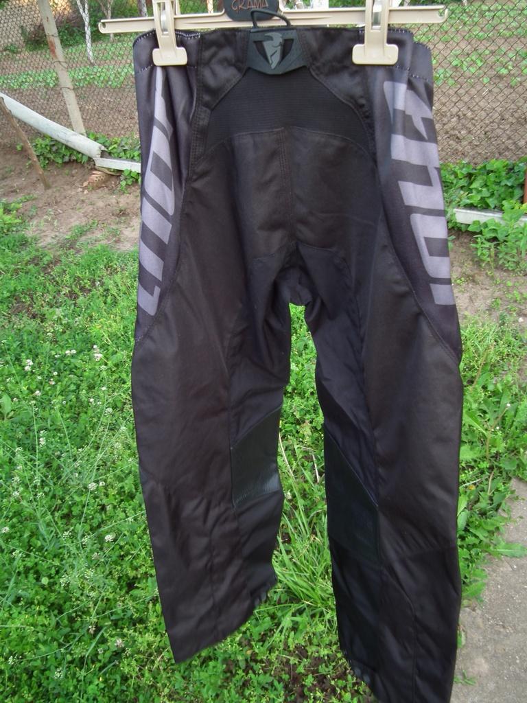 Thor Phase Offroad нов дамски панталон за мотор ендуро мотокрос кожен с кожа от бизон.
