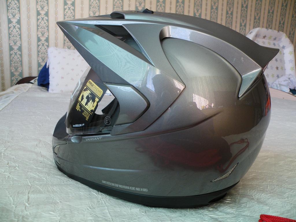 Icon Variant Gloss Medallion нов шлем каска за мотор ендуро мотокрос.