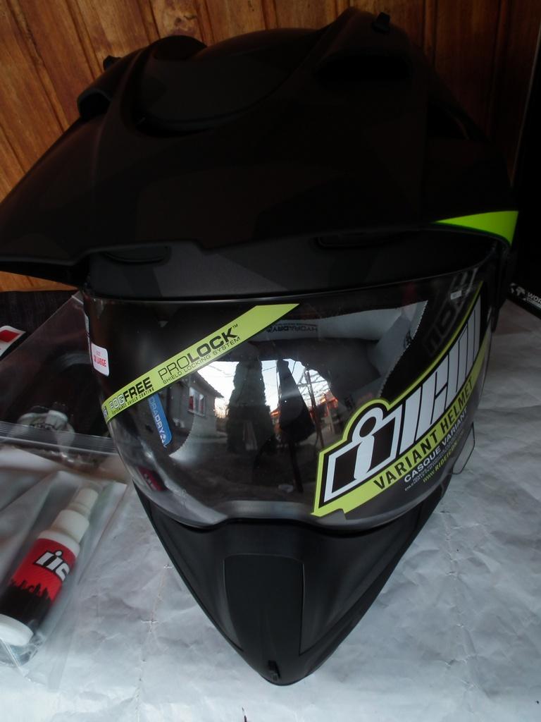 Icon Variant Deployed XXXL нов шлем каска за мотор ендуро мотокрос.