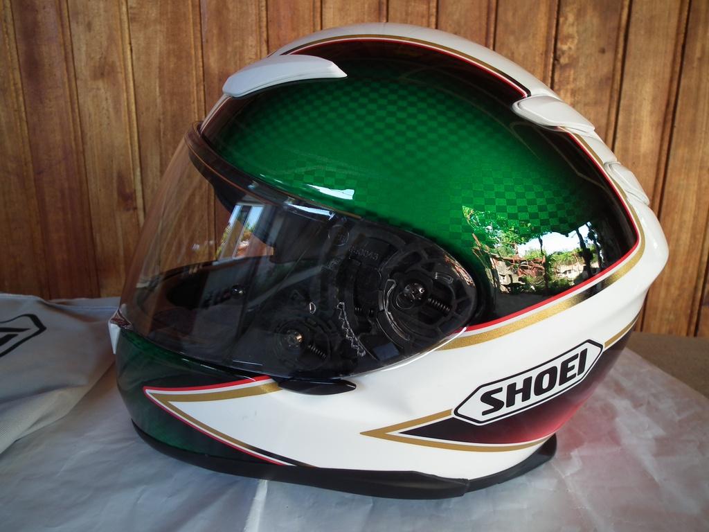 Shoei XR-1100 Skeet шлем каска за мотор пистов.