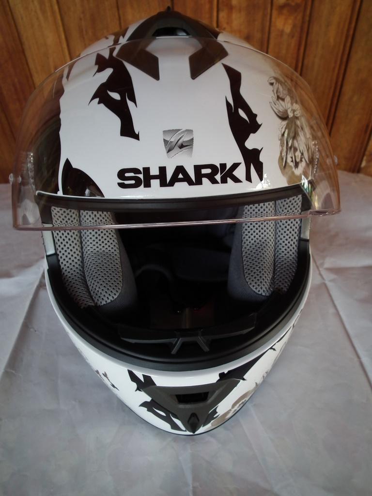 Shark S600 Season шлем каска за мотор пистов.