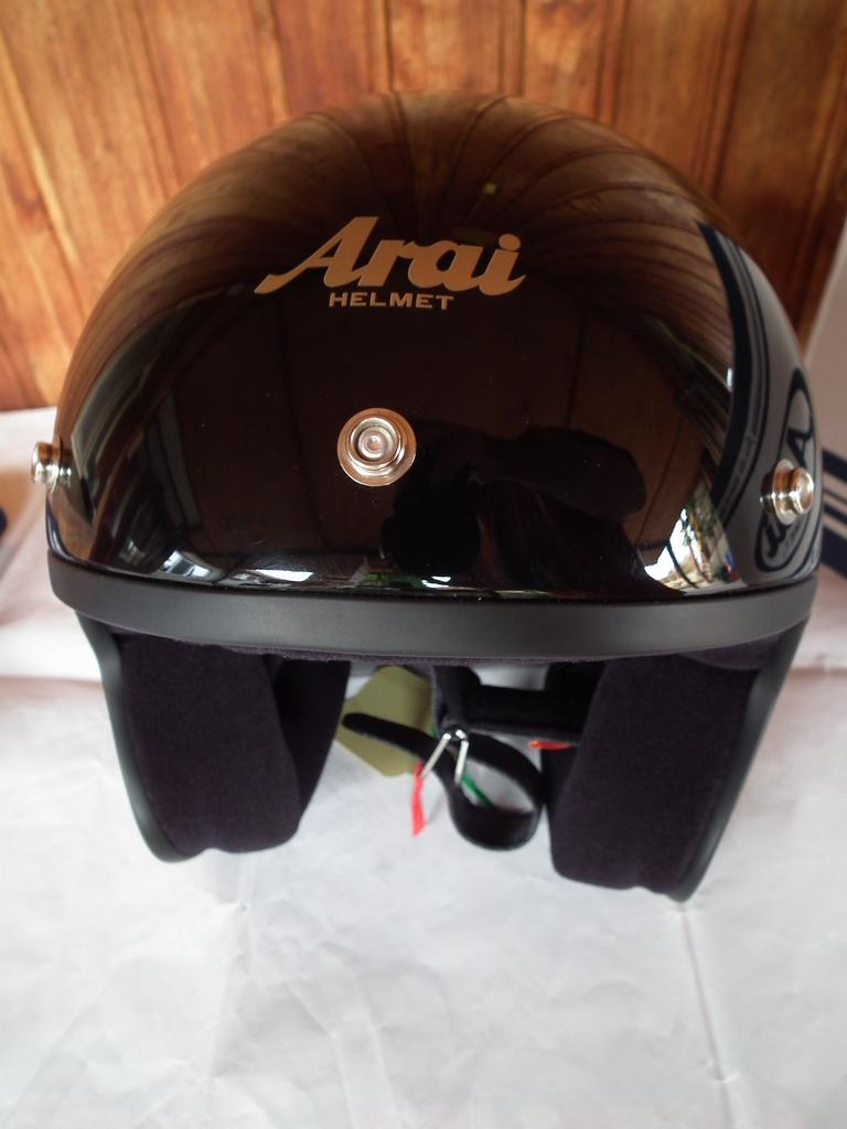 Arai Freeway шлем каска за мотор отворен скутер чопър круйзър къстъм.