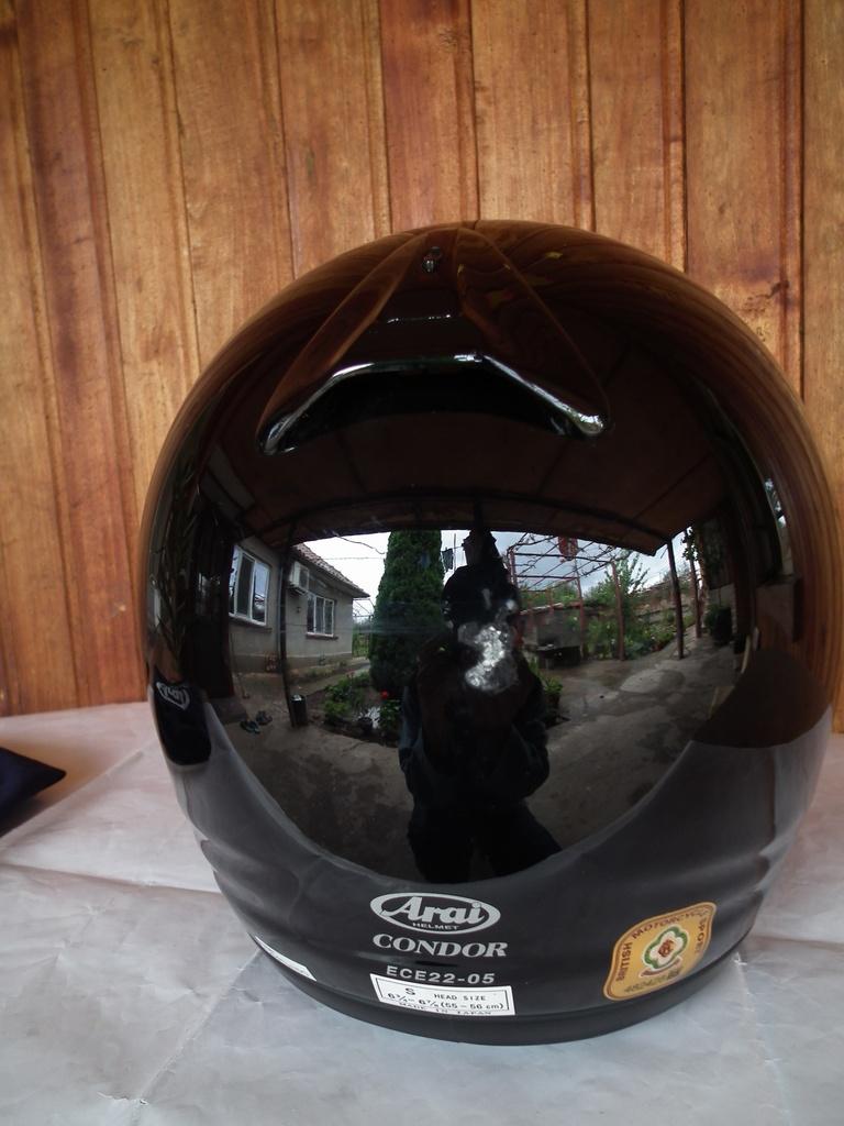 Arai Condor шлем каска за мотор пистов.