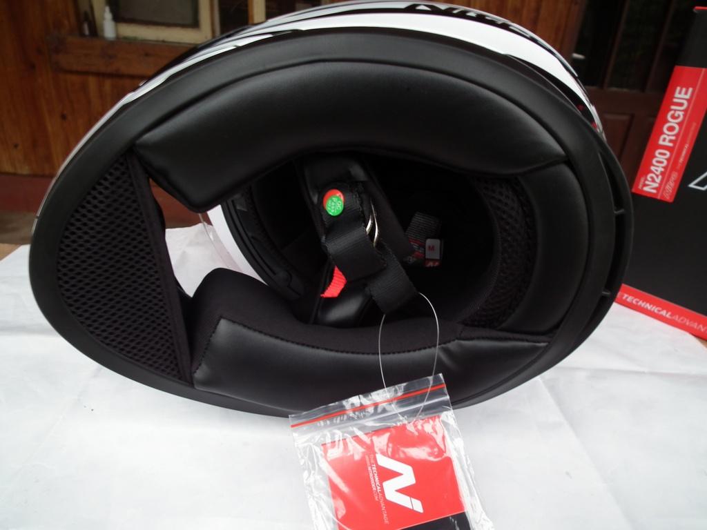 Nitro N2400 Rogue нов шлем каска за мотор пистов.