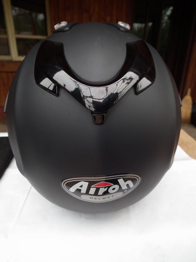 Airoh S4 шлем каска за мотор ендуро.