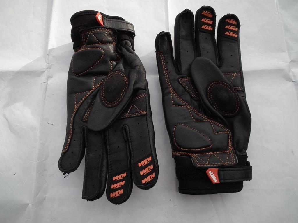 KTM Radical X мото ръкавици пистови мотокрос ендуро с протектори.