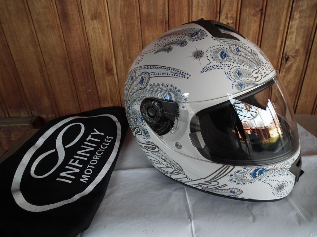 Shark S600 Folies мото шлем каска за мотор.