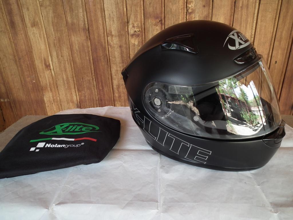 X-Lite X-701 (Nolan) шлем каска за мотор пистов матиран.